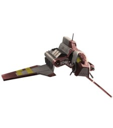 1:120 Republic Attack Shuttle - Star Wars: Clone Wars - Easy Kit (1 figure)