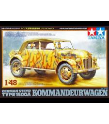1:48 German Steyr 1500 Kommandeurwagen