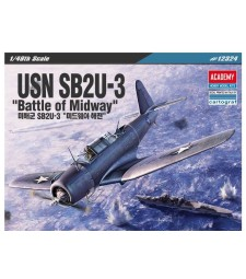 "1:48 SB2U-3 VINDICATOR ""BATTLE OF MIDWAY"