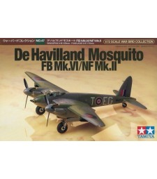1:72 De Havilland Mosquito FB Mk.VI/NF Mk.II