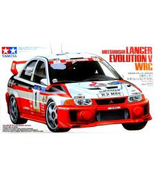1:24 Lancer Evo.V WRC