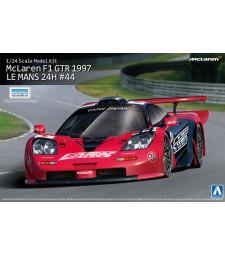 1:24 McLaren F1 GTR 1997 LE MANS-24H #44 - Overseas Edition