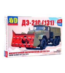 1:72 Snowplow DE-210 (ZIL-131)