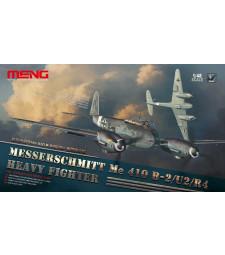 1:48 MESSERSCHMITT Me 410B-2/U2/R4 HEAVY FIGHTER