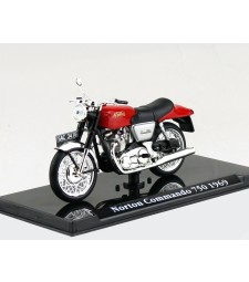Norton Commando 750 1969 - Classic Motorbikes