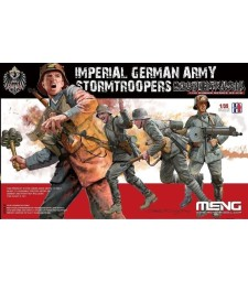1:35 Imperial German Army Stormtroopers