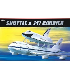 1:288 SP. SHUTTLE & JUMBO 747