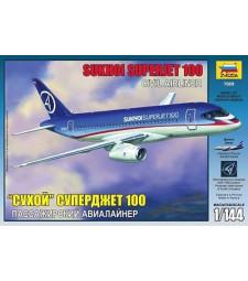 1:144 Sukhoi Superjet 100