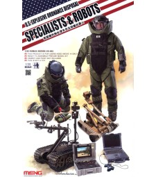 1:35 U.S. Explosive Ordnance Disposal Specialists & Robots
