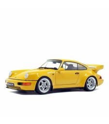 PORSCHE 964 3.8 RS - JAUNE VITESSE - 1990