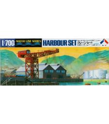 1:700 Waterline Series Harbour Set