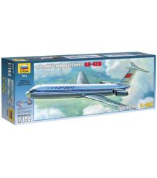 "1:144 Ilyushin IL-62 ''Aeroflot"" long range airliner"