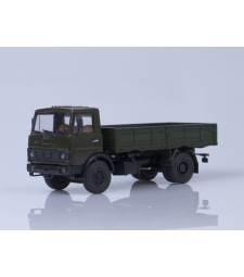 MAZ-5337 Flatbed Truck Early Version - khaki