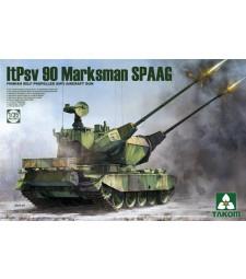 1:35 Finnish Self Propelled Anti Aircraft Gun  ItPsv 90 Marksman SPAAG