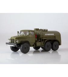 Tanker truck TZ-5 (URAL-375)