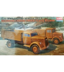 1:72 GERMAN CARGO TRUCK OPEL (early or late)