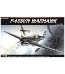 1:72 P-40 M/N WARHAWK