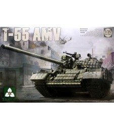 1:35 Russian Medium Tank T-55 AMV