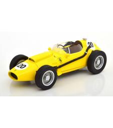 Ferrari Dino 246 GP Belgium Gendebien 1958