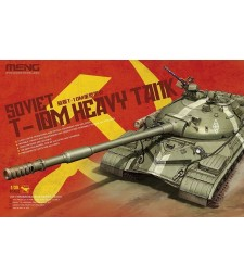 1:35 Soviet T-10M Heavy Tank
