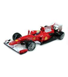 F10 RACING LINE FERRARI MASSA 2010 1:18