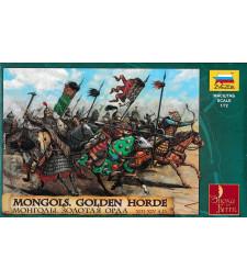 1:72 Mongols - Golden Horde XIII - XIV century - 19 figures