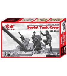 1:35 Soviet Tank Crew (1979-1988) (3 tankmen)