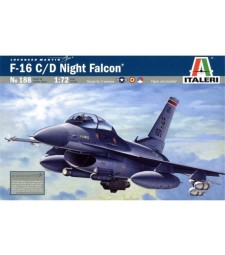 1:72 Lockheed-Martin F-16C/D Fighting Falcon