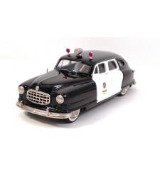 NASH AMBASSADOR 1950 'LAPD' Police