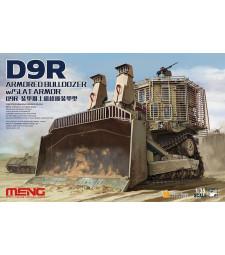 1:35 D9R Armored Bulldozer W/Slat Armor