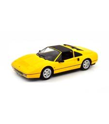 Ferrari 328 GTS 1985 yellow