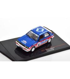 Renault 11 Turbo, No.16, Philips, Rallye WM, tour de Corse A.Oreille/S.Oreille