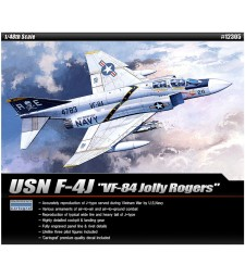"1:48 F-4J ""VF-84 JOLLY ROGERS"""