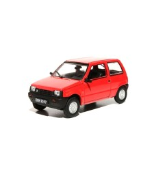Vaz 1111 Lada Oka Polish Cars Red