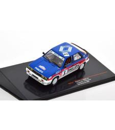 Renault 11 Turbo, No.3, Philips, Rallye WM, tour de Corse J.Ragnotti/P.Thimonier