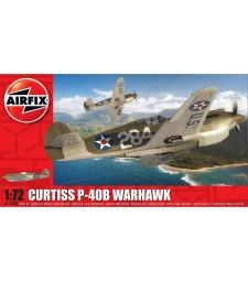 1:72 Curtiss P-40B Warhawk