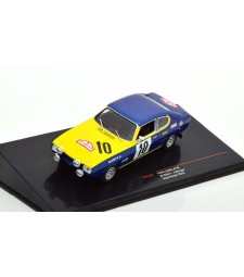 Ford Capri, No.10, Rallye EM, Rajd Polski W.Roehrl/J.Berger