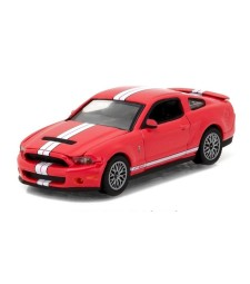 2011 Ford Shelby GT-500 with SVT Performance Package - Race Red Solid Pack- GreenLight Muscle Series 18