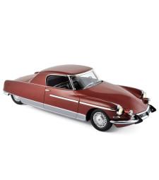 Citroen DS 19 Chapron Le Dandy 1964 - Rouge Metal