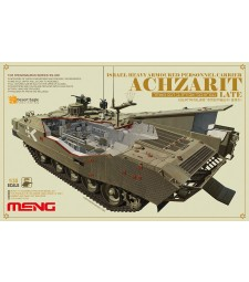 1:35 ISRAEL HEAVY ARMOURED PERSONNEL CARRIER ACHZARIT LATE
