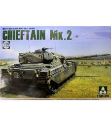 1:35 British Main Battle Tank Chieftain Mk.2