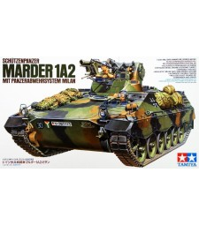 1:35 Marder 1A2 - 2 figures