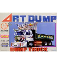 "1:24 ""Art Dump"" Dump TruckV-10 360PS 10ton"