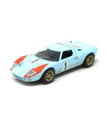 Ford GT40 1966 - no.1