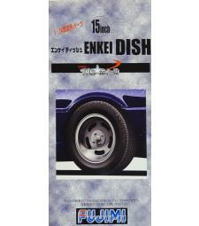 1:24 TW-17 15inch Enkei Dish