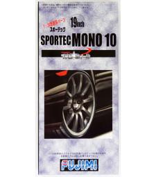 1:24 TW-12 19inch Sportec Mono Wheel and Tyre Set