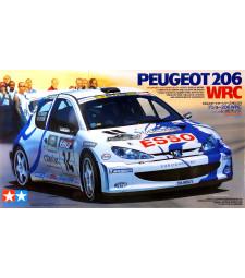 1:24 Peugeot 206 WRC