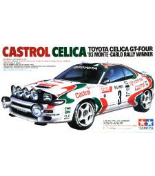1:24 Celica GT-4 '93 Monte-Carlo Rally