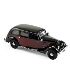 Peugeot 401 Longue Taxi 1935 Dark Red & Black