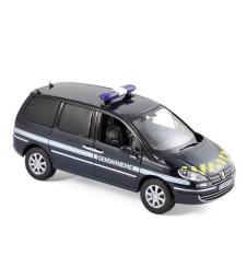 Peugeot 807 2013 Gendarmerie